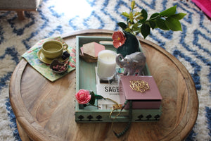Style tips: How to style a coffee table