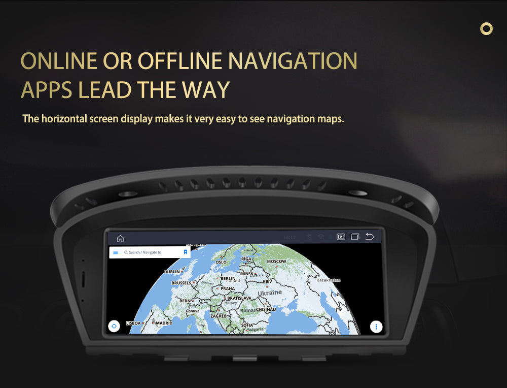 offline free maps for navigation