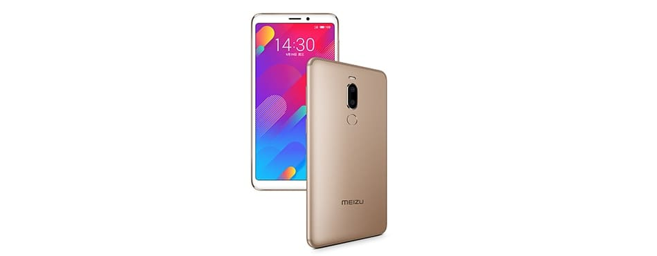 Meizu M8 4GB 64GB V8 SmartPhone Helio P22 Octa Core 5.7 Screen Dual Rear Camera Fingerprint