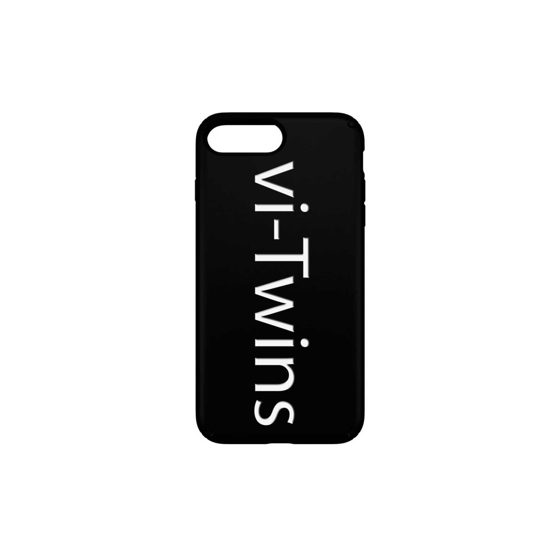 vi-Twins - Funda Móvil Black Logo - Merchanfy Imprime tus camisetas