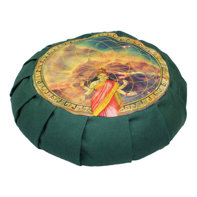 Lakshmi Rose Portal Lotus Pillow
