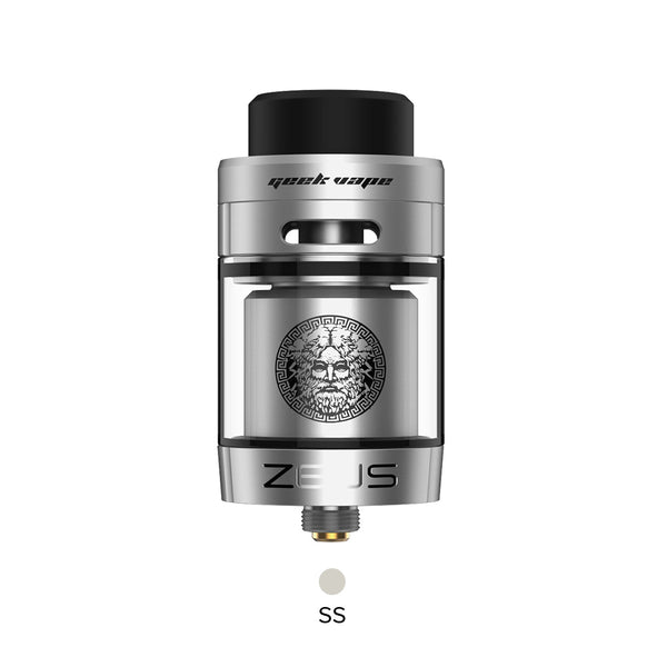 Geekvape Zeus Dual RTA Tank Rebuildable coill airflow control
