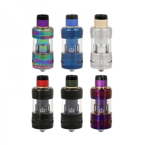 UWELL | CROWN 3  | 24.5mm 2 Coils 5ml quartz glass |