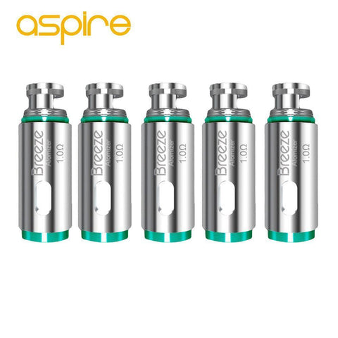 Aspire Breeze Replacement Coils (5pcs/pack)