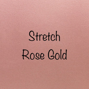 Siser EasyWeed Stretch  Rose Gold
