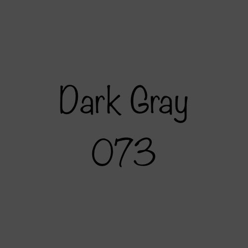 Oracal 651 Permanent Adhesive Vinyl Dark Grey (073)
