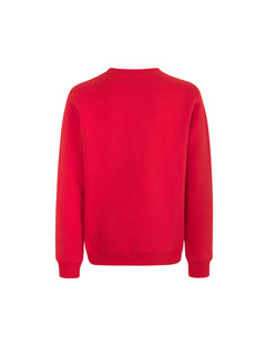 Logo Sweat Crewneck, Crimson