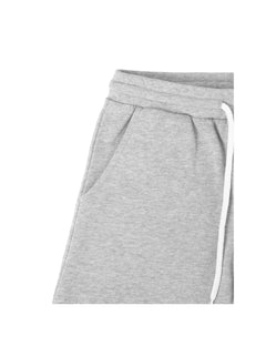 Organic Sweat Porino P, Grey Melange
