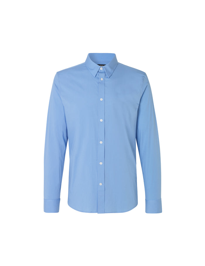 Poplin Soore, Light Blue