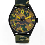 'ADMIRAL JEEP' Camouflage Watch