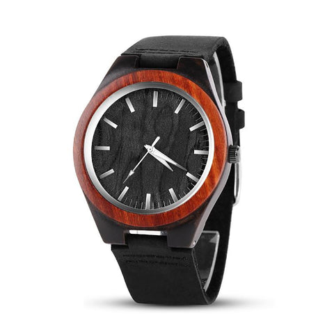 Trendy Fashion Men'S Wood Watches New Fashion Wooden Watch