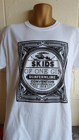 """Of One Gin"" Convention tee-shirt  *** £5***"