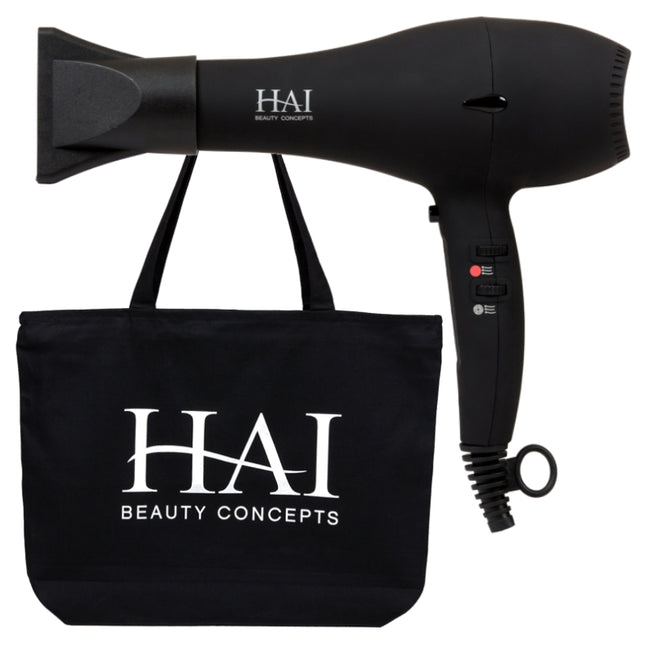 STYLSET PROFESSIONAL DRYER & TOTE BAG bundle - Blow Dryer - HAI Beauty Concepts