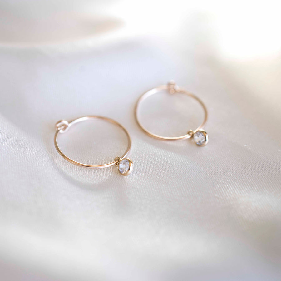 Hoop Earrings, Gold Filled Hoops, Gold Hoop Earrings, Gold Hoops, Dainty Hoops, Earring Hoops, 14k Gold Hoops, Simple Hoops, 2019 Trends