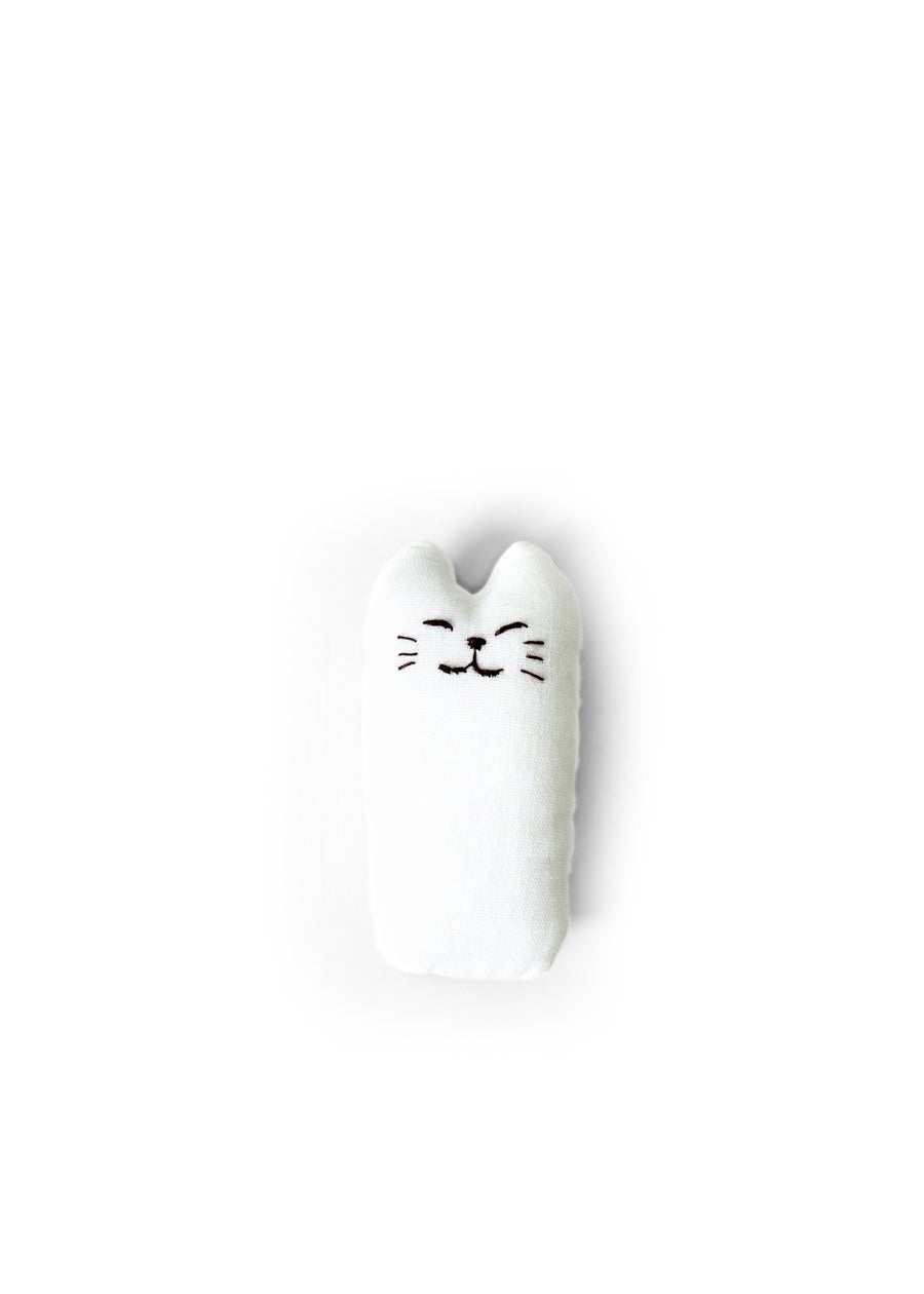 Mini Plush Cat