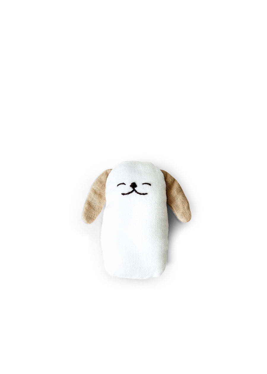 Mini Plush Dog