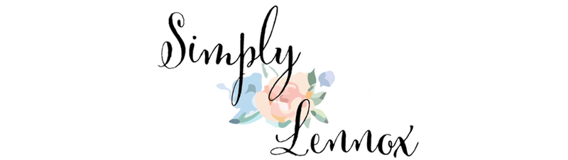 Simply Lennox Logo, trendy kids clothes online boutique, trendy children clothes, kids' boutique, children store, children's boutique, fashionable kids store