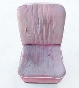 Front Seat - LH - Fixed Type - Suits Morris Minor 1000