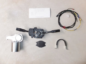 2 Speed Wiper Conversion Kit - Including Combination Switch To Mount On Our Collapsible Steering Column