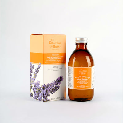 Fine Lavender Comfort Massage Oil 250ml