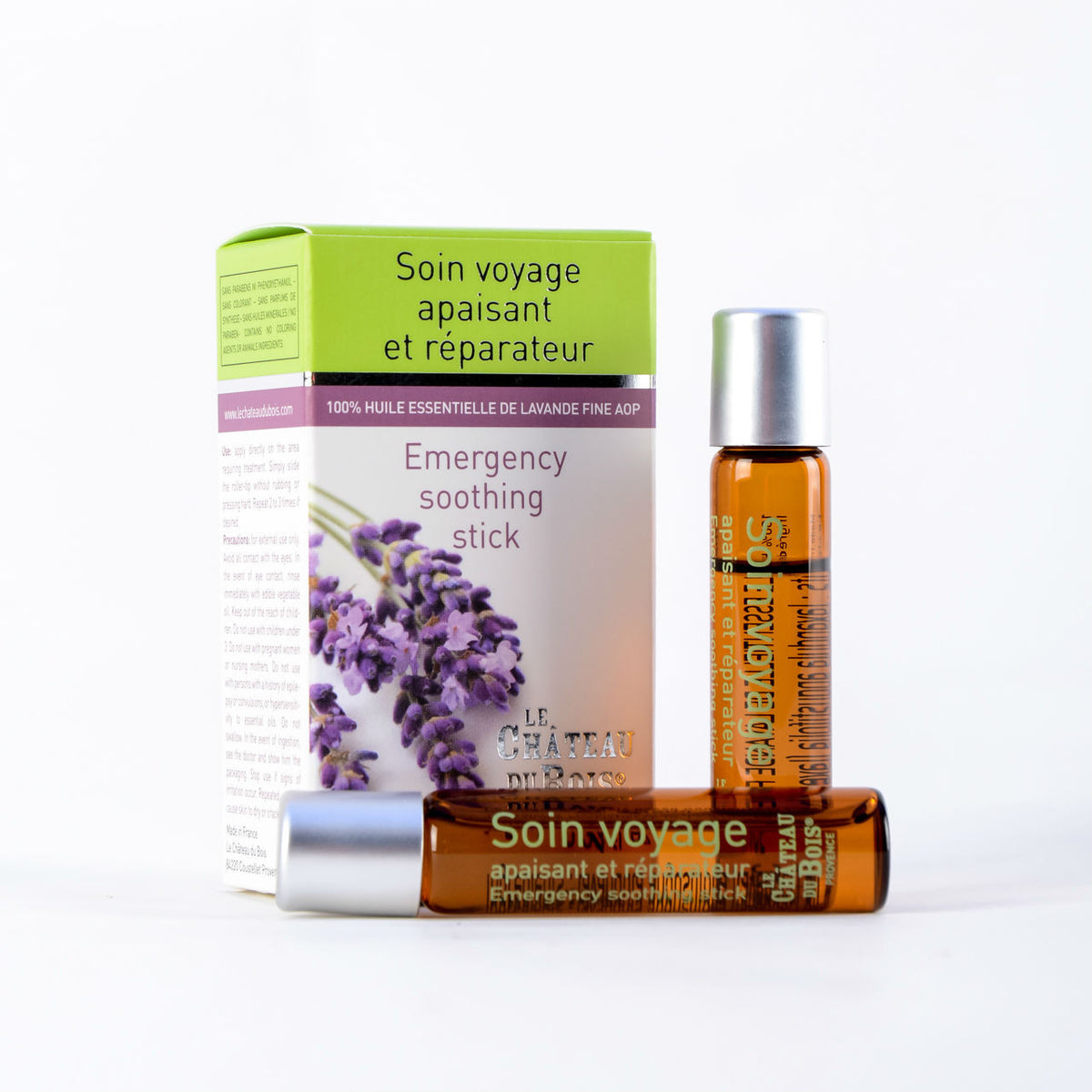 Lavender Emergency Soothing Stick 2x5ml