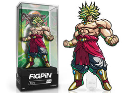 Dragon Ball Z FiGPiN Broly Collector Case #174 (Pre-Order)