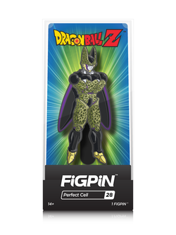 Dragon Ball Z FiGPiN Perfect Cell Collector Case #28 (Pre-Order)