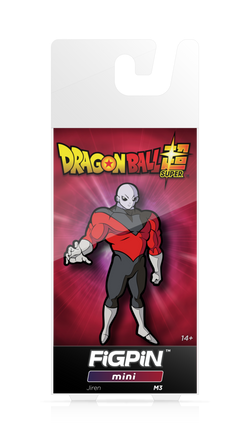 Dragon Ball Super FiGPiN Mini Jiren #M3