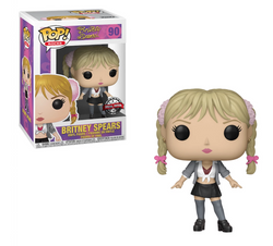 Britney Spears Funko Pop! Britney Spears (Baby One More Time) #90