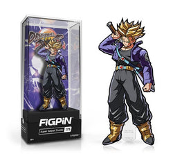 Dragon Ball Z FiGPiN Super Saiyan Trunks Collector Case #175 (Pre-Order)
