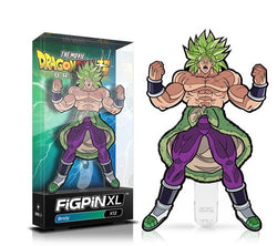 Dragon Ball Super FiGPiN XL Broly #X12 (Pre-Order)