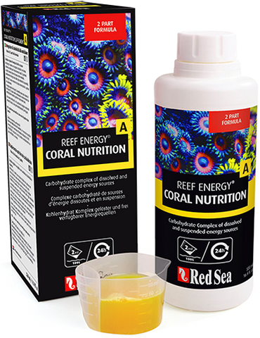 Red Sea Reef care - Reef Energy A (Carbs Nutrition)