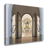 Gallery Wrapped Canvas, Kallithea Springs On The Island Of Rhodes