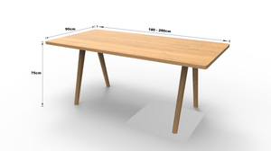 Soffit Dining Table