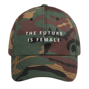 The Future Is Female Hat - C'monStore #Hats