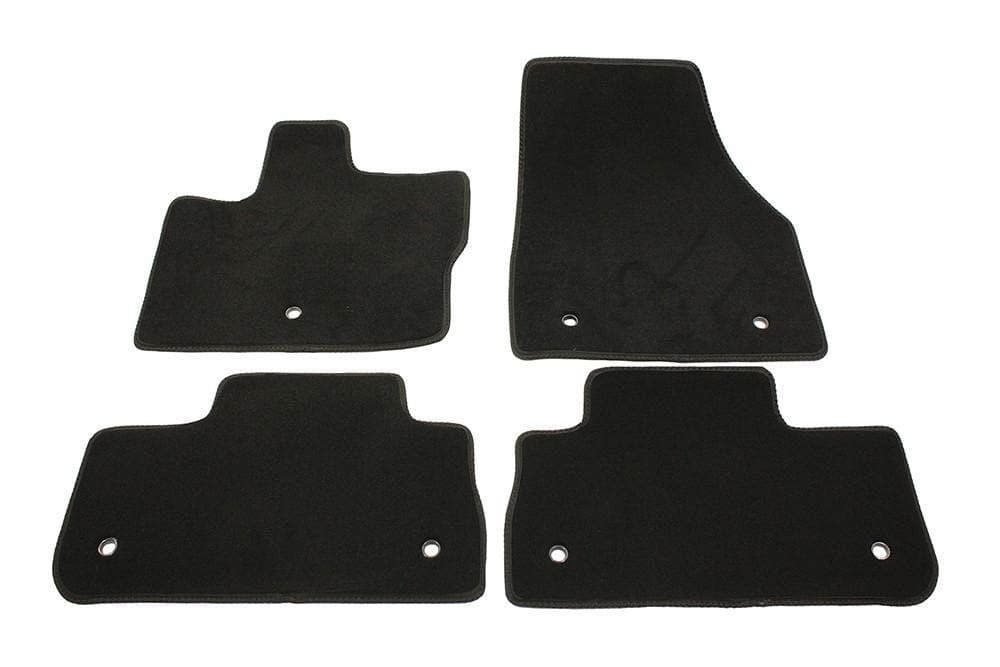 Bearmach Freelander 2 LHD Black Carpet Mat Set for Land Rover Freelander | BA 4360