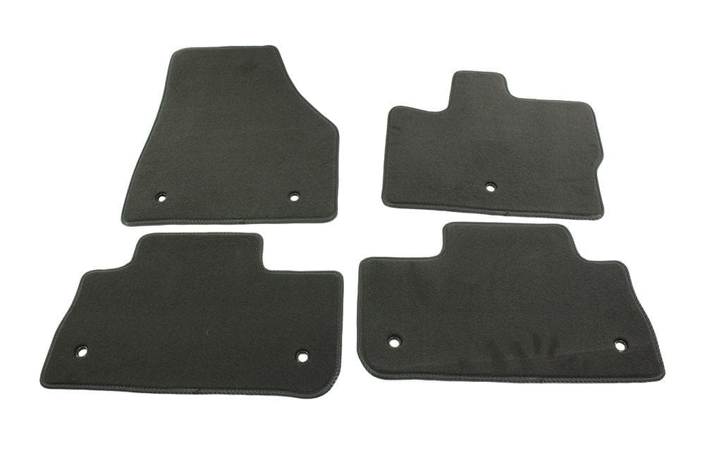 Bearmach Freelander 2 LHD Mid Grey Carpet Mat Set for Land Rover Freelander | BA 4361