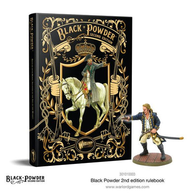 Black Powder Rulebook Second Edition