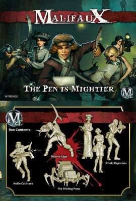The Pen Is Mightier - Nellie Box Set