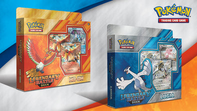 Legendary Battle Deck - Ho-oh and Lugia