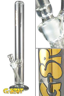 Classic Ice Cylinder Bong 5.0 with Solid Tank Joint