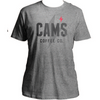 Cam's Grey Lightning T-Shirt