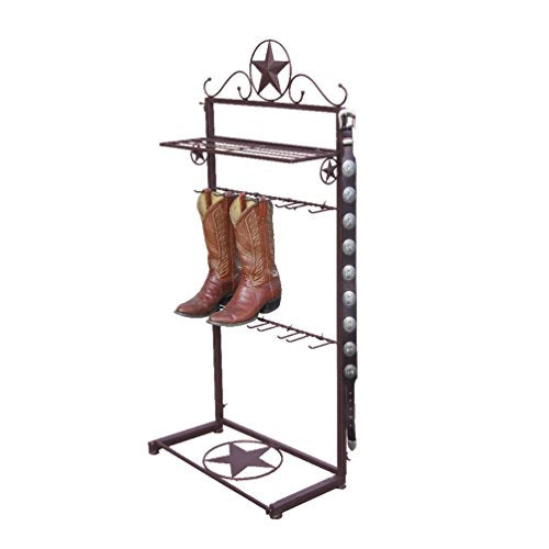LL Home Star Boot and Belt Rack