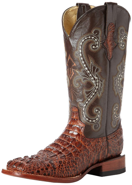 Ferrini Women's Print Crocodile S-Toe