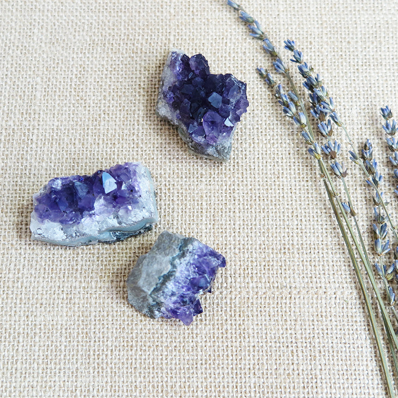 small amethyst cluster SOLD OUT