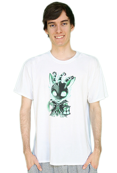 Thresh Chibi T-Shirt White (Limited Stock)