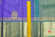 border detail of  kanjivaram pure silk saree