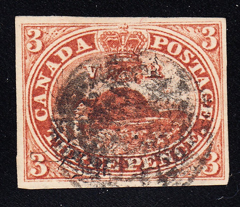 0004CA1707 - Canada #4a - Deveney Stamps Ltd. Canadian Stamps