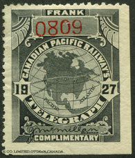 0040CP1907 - TCP40 - Mint Re-Entry