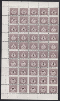 0021CF1802 - FCF4 - Mint Sheet of 50